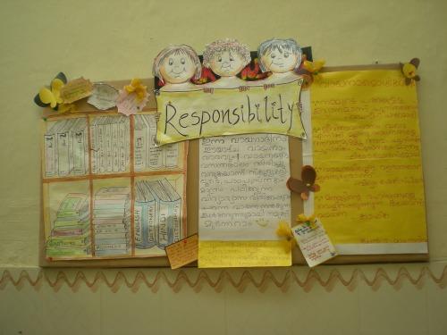 Responsibilityreading_week