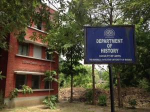Department of History, MS University