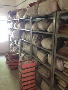 Uncatalogued Archival Bundles