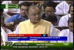 Watching the budget