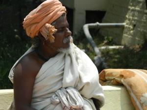 Sadu in Mukteshwar