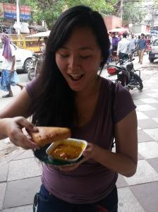 Bread Pakora - Delhi style