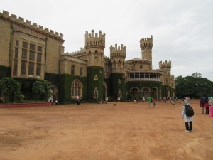 Bangalore palace  (photo credit Kendra Carson)