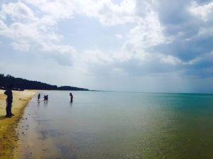 Dhanuskodi Beach