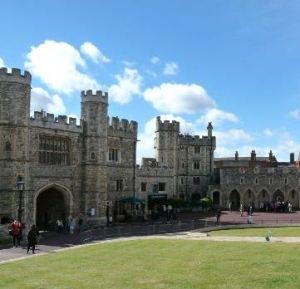 Windsor castle ( picture taken from Trip Advisor website)