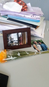 How I left Chitra's desk