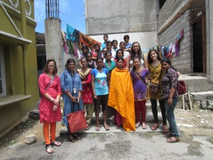 hostel visit photo