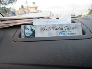 Britney Spears apparently endorses Indian tissues