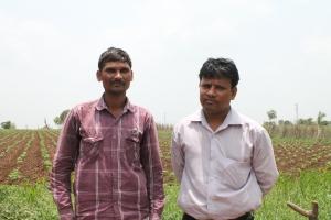 Kahloo (Para-Vet) and Dr. Bhopal