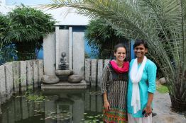 Priya is one of the most inspiring and hard working individuals I have ever met. CASI 2016 interns will surely love her!