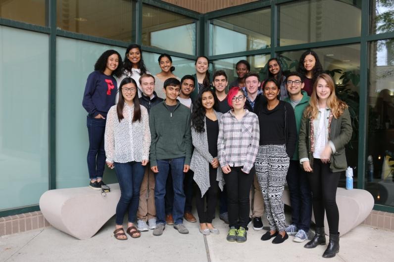 Internship Class of 2016!