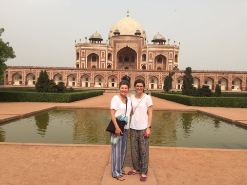 Humayun's Tomb, Old Delhi
