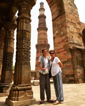 Qutub Minar, Old Delhi