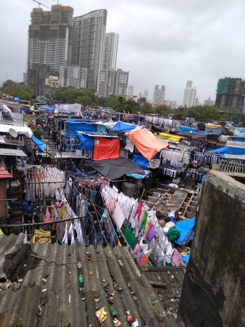 Dhobi ghat: the largest outdoor laundry in the world