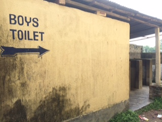 Boys Toilet Area